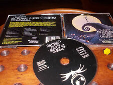 Nightmare before Christmas - CD OST Edizione italiana  Cd ..... Ex