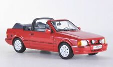 neo  1/43  ford escort xr3i  cabriolet neo44955