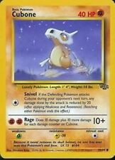 Cubone 50/64 Jungle Unlimited Common MINT! Pokemon