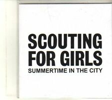 (DT174) Scouting For Girls, Summertime In The City - 2012 DJ CD