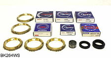 Suzuki Samurai 5 Speed Transmission Bearing Kit, BK165WS