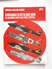 AIRCAM AVIATION SERIES NO. 21  , Kawasaki Ki.27A-B , Modellbau !!!