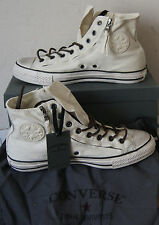 NEW CONVERSE BY JOHN VARVATOS CHUCK TAYLOR DOUBLE ZIP HI  MENS 11
