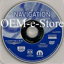 2003 2004 2005 2006 Caravan SXT SE Durango SLT Limited GPS Navigation DVD Map AC