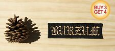 1BURZUM D PATCH,BUY3GET4,DARKTHRONE,BATHORY,EMPEROR,MAYHEM,ULVER,TAAKE,MGLA,1349