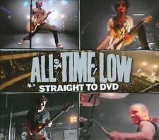 Straight to DVD by All Time Low (CD, May-2010, 2 Discs, Hopeless Records)