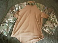 UBAC UBACS UNDER BODY ARMOUR COMBAT SHIRT uk MTP MULTICAM L LARGE new SOCOM SF