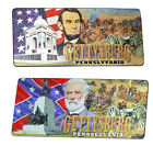 American Civil War New Lincoln & Lee Gettysburg Changing Images Magnet NEW