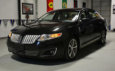 2009 Lincoln MKS Base Sedan 4-Door
