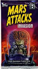 2013 Topps Mars Attacks Invasion Trading Card Pack
