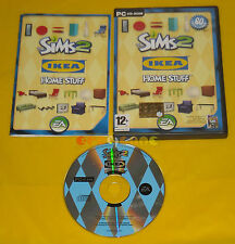 THE SIMS 2 IKEA Home Stuff Pc Versione Ufficiale Italiana ••••• COMPLETO