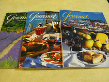 Three (3) 1994 GOURMET Magazine APRIL, MAY, OCTOBER Including ToC REDUCE $2