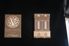 ST DUPONT VENDOME PRESTIGE LINE 2 LIGHTER PINK GOLD, DIAMONDS, ONE OF ONLY 35