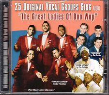 CD 112 THE GREAT LADIES OF DOO WOP