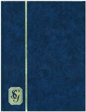 Stanley Gibbons 32-White Page (16 double-sided pages) POCKET  Stockbook BLUE
