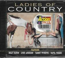 CD 18T LADIES OF COUNTRY DOLLY PARTON/TAMMY WYNETTE/LYNN ANDERSON ...NEUF SCELLE