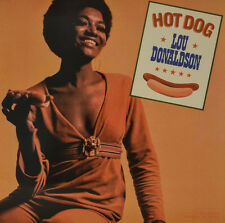 "HOT DOG - LOU DONALDSON  LP 12"" (R853)"