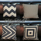 Home Decorative Pillow Covers Room Decors Car Throw Cushion Shell Covers