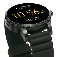 *NEW SEALED* Fossil Q Marshal Display Leather Touchscreen Smartwatch