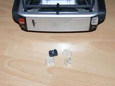 Fari posteriori trasparenti per Axial scx10 JEEP WRANGLER RUBICON g6