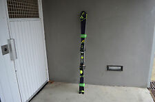 paire de skis FISCHER RC4 WORLDCUP SL 165 + FIXATION RC4 Z17