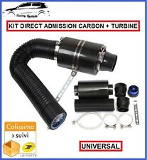 Intake Kit Direct Carbon Dynamic Universal Air Filter BMC STYLE, KN TUNING