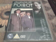 dvd agatha Christie the poirot collection the kidnapped prime minister new