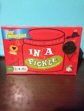 NEW! In A Pickle Card Game FUN Party Word Games Ages 10 to Adult