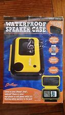 Universal Waterproof Phone Case Speaker Portable Amplified MP3 iPhone Android