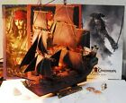 The Black Pearl Pirates of the Caribbean 3D DIY Paper Model Ship 40cm=16