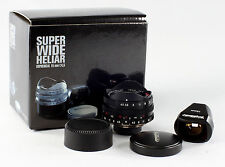 Voigtlander Super Wide Heiliar 4.5/15mm Aspherical, #9934317 in original box