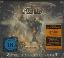 Kreator/PHANTON Anticristo-Limited Edition CD + DVD 2012 * NEW & SEALED * NUOVO