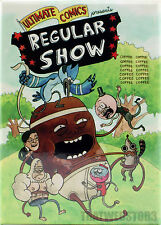 Regular Show # 1 Charles P. Wilson III Variant Comic Cover Magnet ~ Licensed