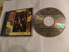 DURAN DURAN - Seven And The Ragged Tiger (CD) JAPAN Pressing/ No Barcode