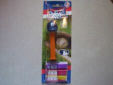 NEW MLB DETROIT TIGERS PEZ  Dispenser Olde English D Hat with Candy MLB Product