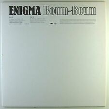 "12"" Maxi - Enigma - Boum-Boum - L4993h - Promo-Maxi - RAR - washed & cleaned"