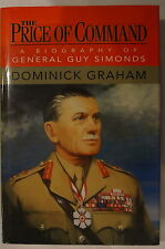 WW2 British Prices Of Command Biography of General Guy Simonds Reference Book