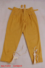 WWII German Tropical elite sand trousers for M43