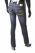 GJ2-109 Abercrombie & Fitch Jeans Skinny blau W25 L30 Perfect Stretch (size 0)