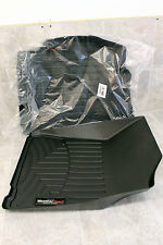 NEW! WeatherTech® FloorLiner for Toyota Camry - 2012-2014.5 - 1st Row - Black