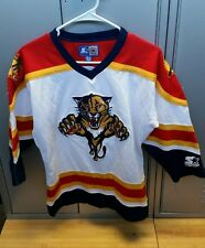 Authentic Vintage Florida Panthers NHL Starter Jersey Small medium