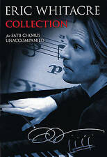 Eric Whitacre Collection For SATB Chorus (Paperback) BRAND-NEW