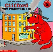 Acc, Clifford The Firehouse Dog, Norman Bridwell, 0590484192, Book