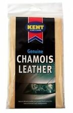 KENT B200 BEST QUALITY GENUINE CHAMOIS LEATHER 2 SQ FT