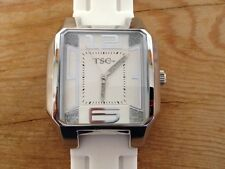 New - Reloj Watch TSC Time - Fantasia blanco - Box & Warranty - Steel - Nuevo