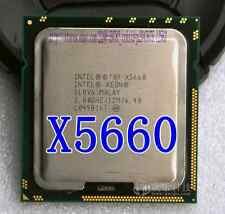 Free shipping Intel Xeon X5660 2.8 GHz Six Core 12M processor LGA1366 CPU