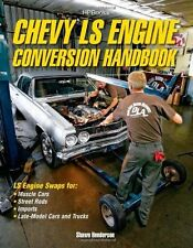 Chevy LS Conversion Handbook Manual Book LS1 LS6 LS2 LS3 L99 LS4 LS7 LS9 Swap