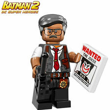 BATMAN Movie Catman Commissioner Gordon SUPER HEROES Minifigures Kids Toys Gifts