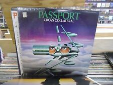 Passport Cross Collateral vinyl LP 1975 Atco Records EX