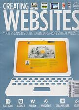CREATING WEBSITES Magazine #8,Your Beginner's Guide to Build Professional Sites.